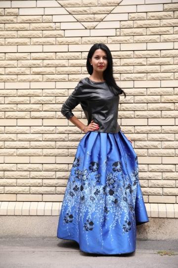 Reversible  skirt FRIDA 1