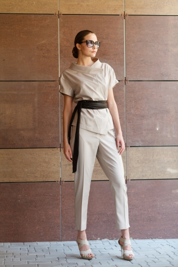 Jacket MARION and trousers AGATA