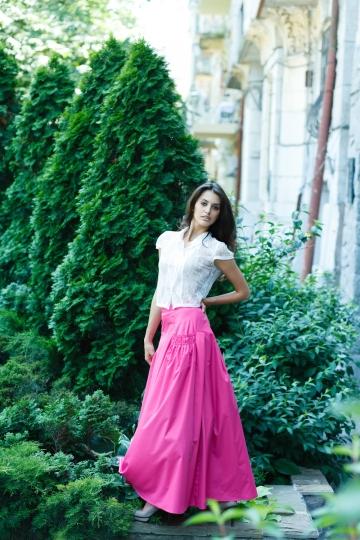 Skirt BARBARA and blouse MARGARET
