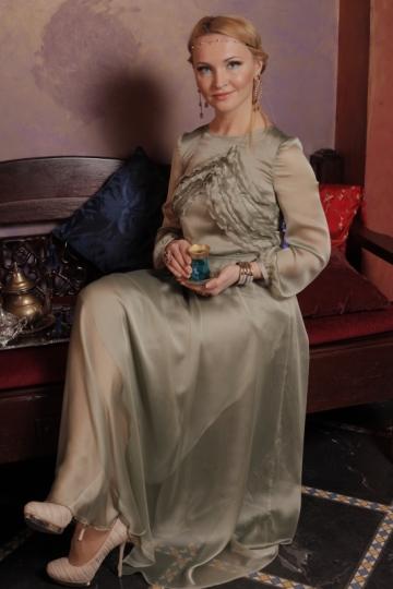 Платье ХАБИБА